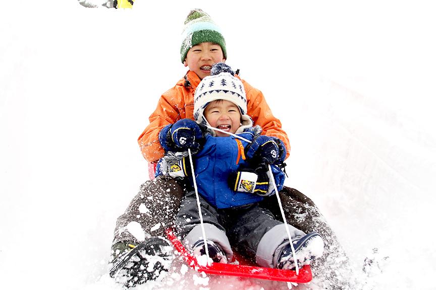 〈冬の軽井沢を楽しもう〉Resort Ski in 軽井沢
