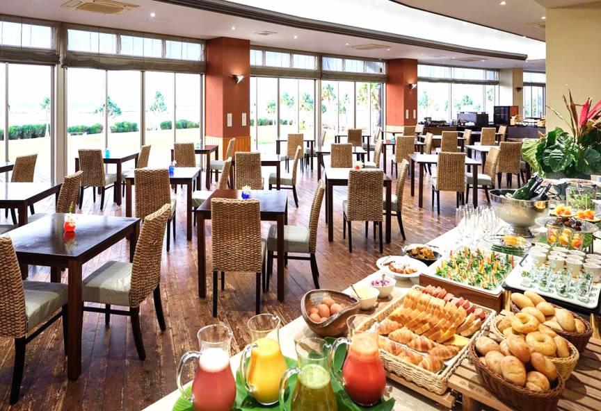 レストラン凪 -Calme- 朝食ビュッフェ再開のお知らせ